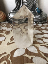 Clear quartz tower Clarity generator SXK **Free ship