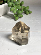 Load image into Gallery viewer, Citrine tower from Brazil creativity abundance ZBE
