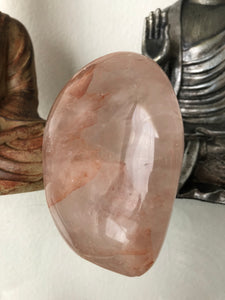Hematoid quartz Golden Healer Free Form XM3 - The7directions
