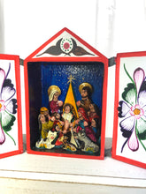 Load image into Gallery viewer, Hand crafted Nativity Scene by Peruvian artist - The7directions