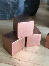 "Load image into Gallery viewer, 1"" Copper cubes XF2 - The7directions"