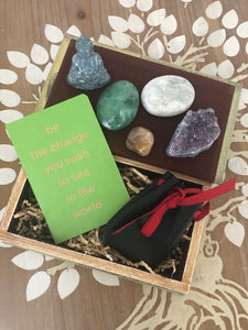 Special curated box of crystals - perfect gift Y5R - The7directions