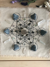 Load image into Gallery viewer, Compassion and Wisdom Crystal Grid Set - The7directions