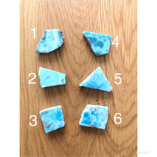 Load image into Gallery viewer, Mini larimar slab - The7directions