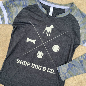 Shop Dog & Co. Long-Sleeve Shirt
