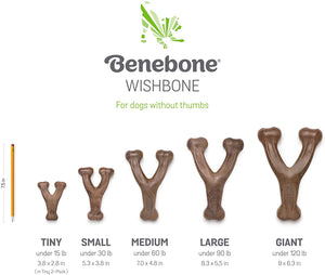 Benebone Wishbone - Bacon