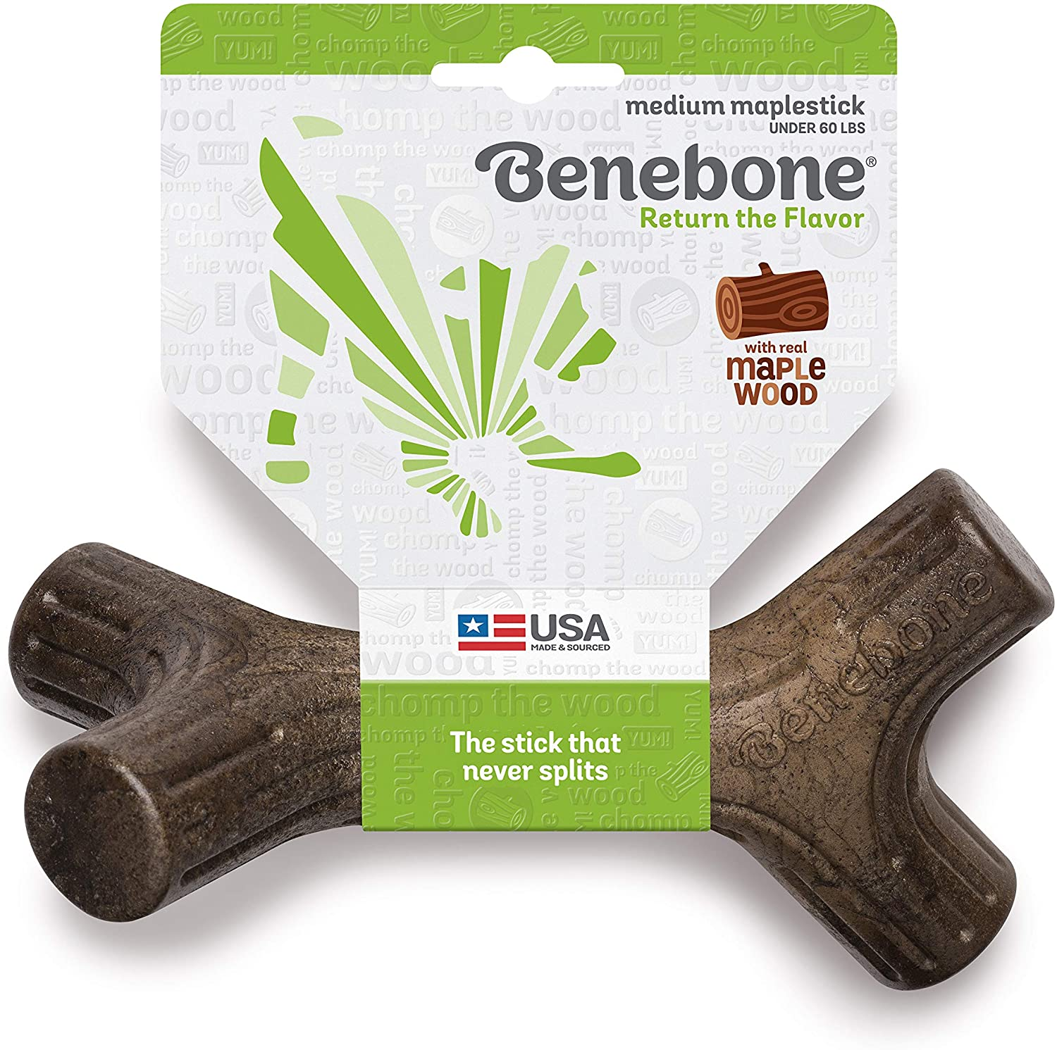 Benebone Stick - Maple