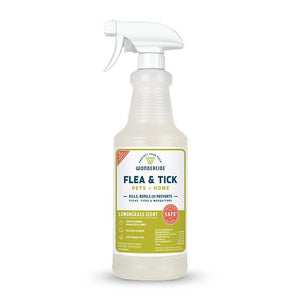 Lemongrass Flea & Tick Spray 16 ounce