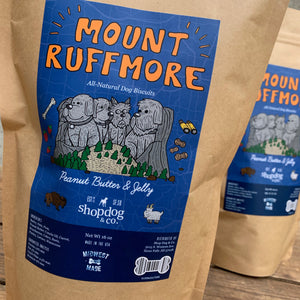 Mount Ruffmore Biscuits
