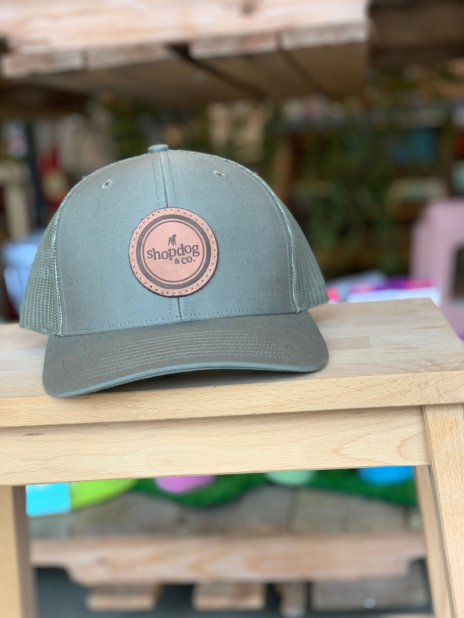 Shop Dog & Co. Baseball Cap
