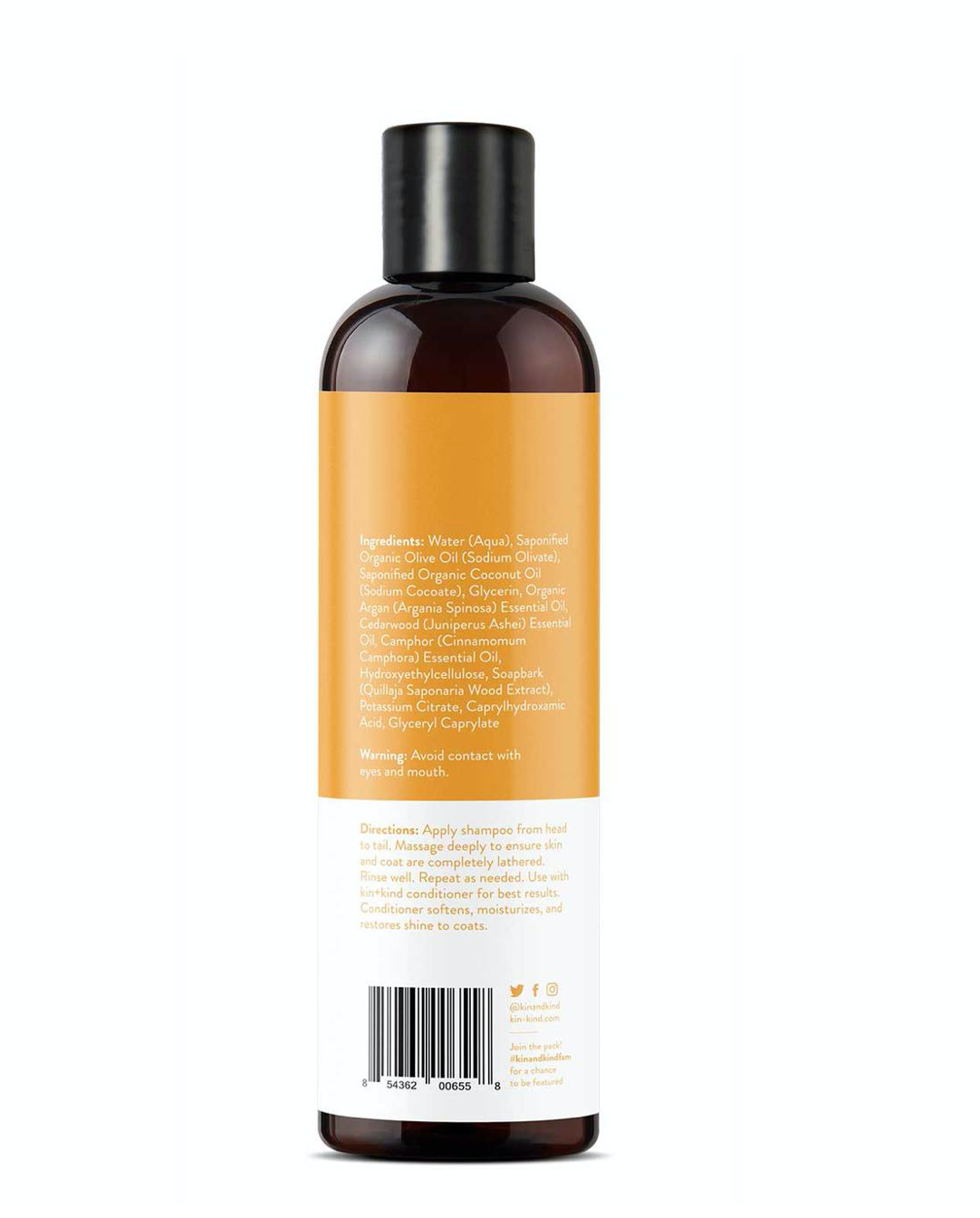 Kin + Kind Argan Repair (Dry Skin Repair)