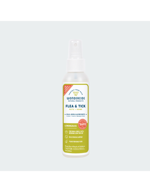 Lemongrass Flea & Tick Spray - 4 ounce