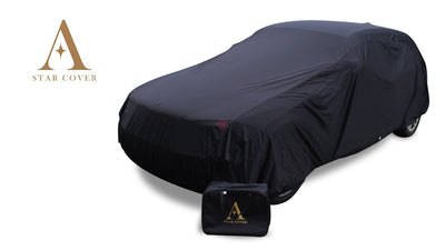 Star Cover Outdoor Autohoes - Zwart