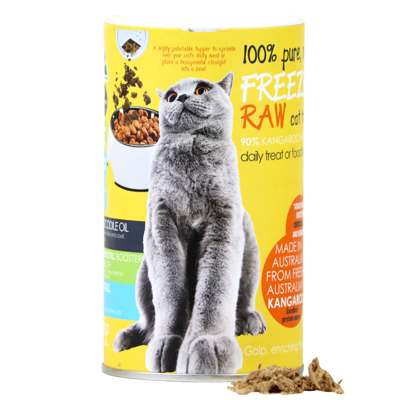 Australian Kangaroo Freeze Dried Cat Sprinkles - 100g