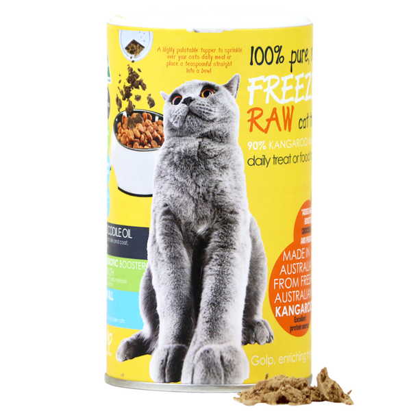 GOLP Australian Kangaroo Freeze Dried Cat Sprinkles - 100g