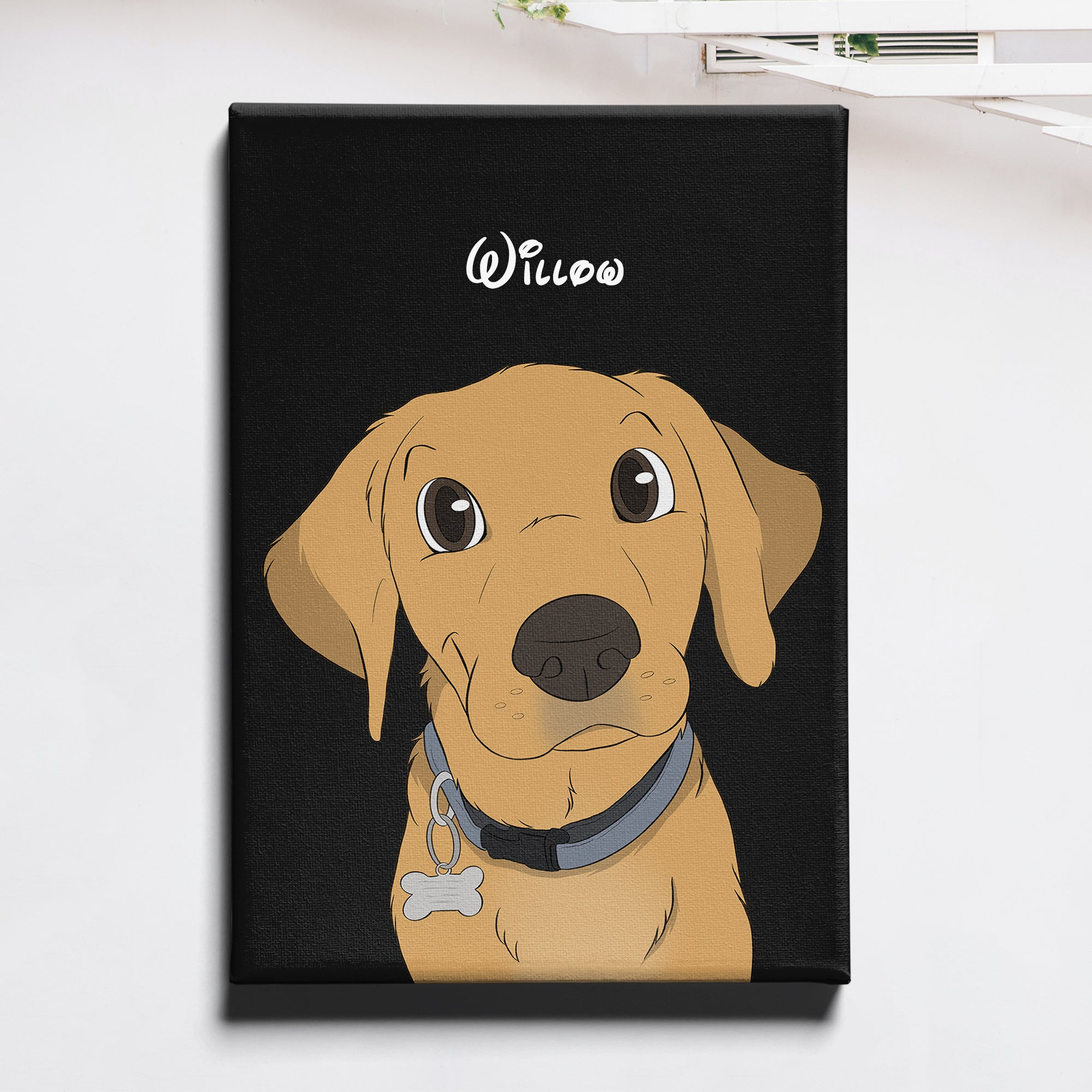CUSTOM PET CANVASES