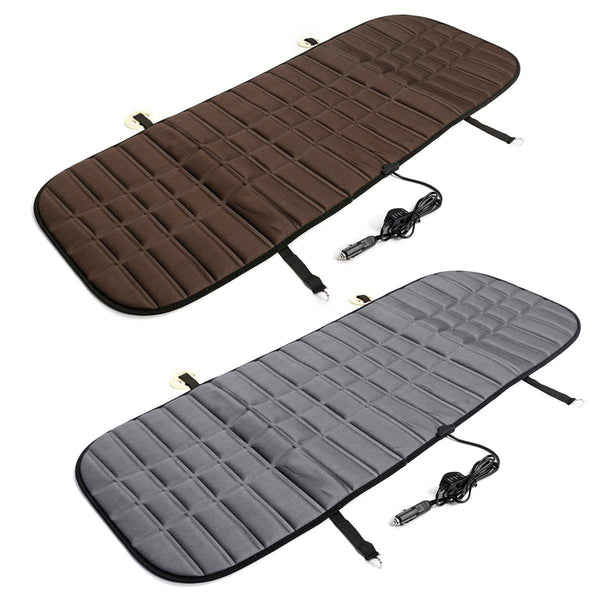 Rear Back Heated Heating Seat Cushion Cover Pad