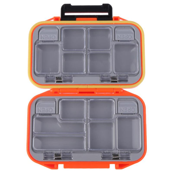 Fishing Tackle Boxes 12 Compartments