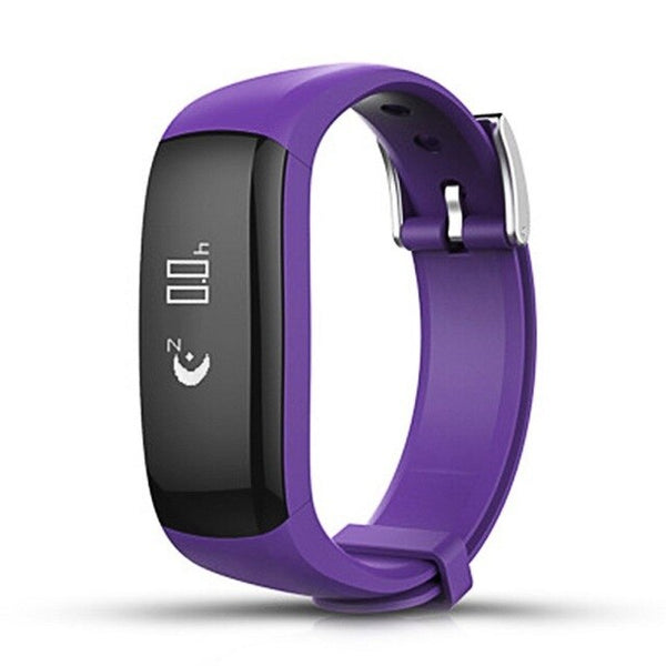 Smart Bluetooth Watchband Digital Screen Wrist Watch
