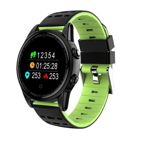 R13 Smart Watch Color Screen Waterproof Heart Rate Blood Pressure Monitor Fitness Tracker Sleep Monitor Bluetooth Wristband
