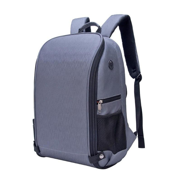 Waterproof Digital DSLR Photo Padded Camera Backpack