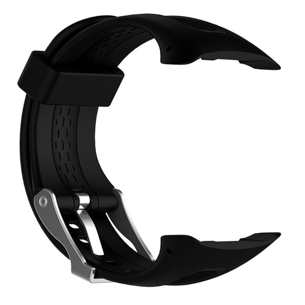 22cm 25cm Silicone Sports Bracelet Strap for Garmin Forerunner 10 15 GPS Smartwatch Replacement Band fit for Women & Man Band