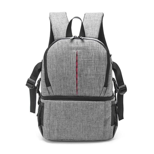Photo Camera DSLR Video Waterprpof Oxford Fabric Soft Padded Shoulders Backpack SLR Bag Case for Digital Camera High Quality