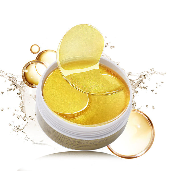 Gold Collagen Eye Mask Gel Eye Patches for Eyes Care Face Masks Remover Dark Circles