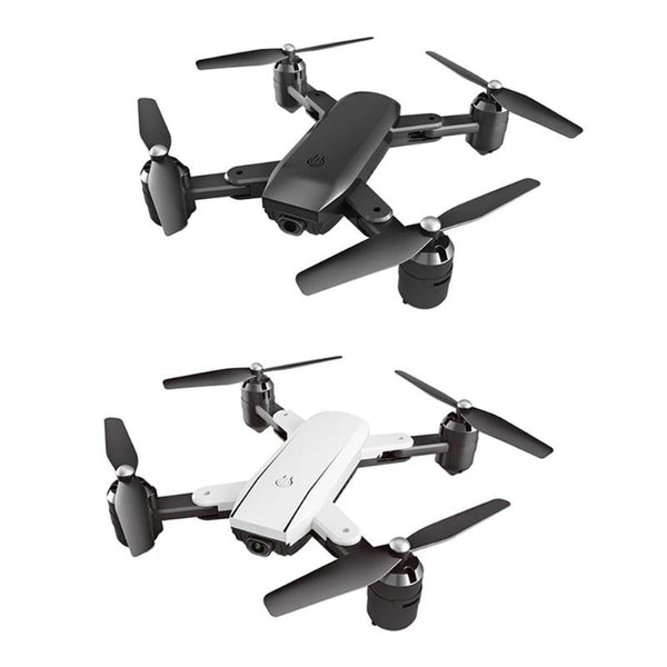 Headless Optical Flow Localization HD 1080P Dual Camera Aircraft Remote Control HD Real-time image Aerial Photo Folding Drone
