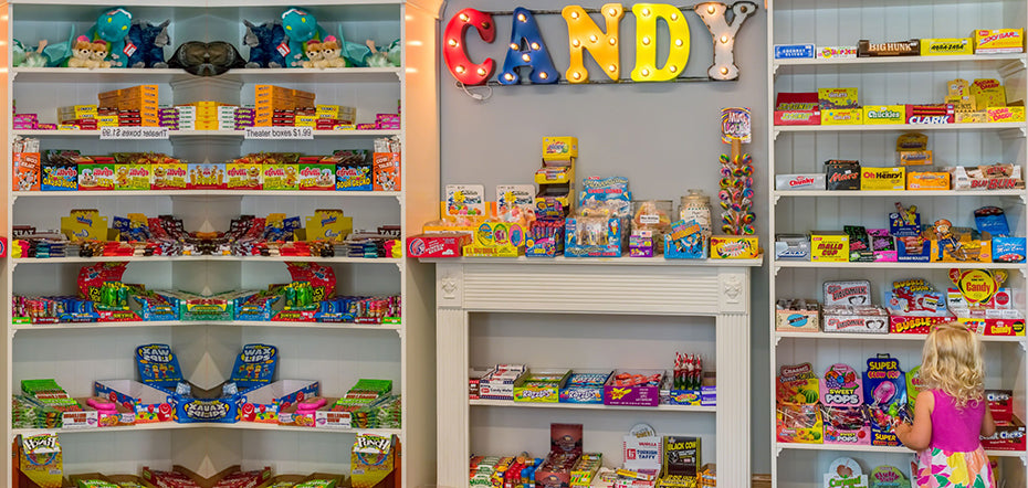Best Candy Shops in USA