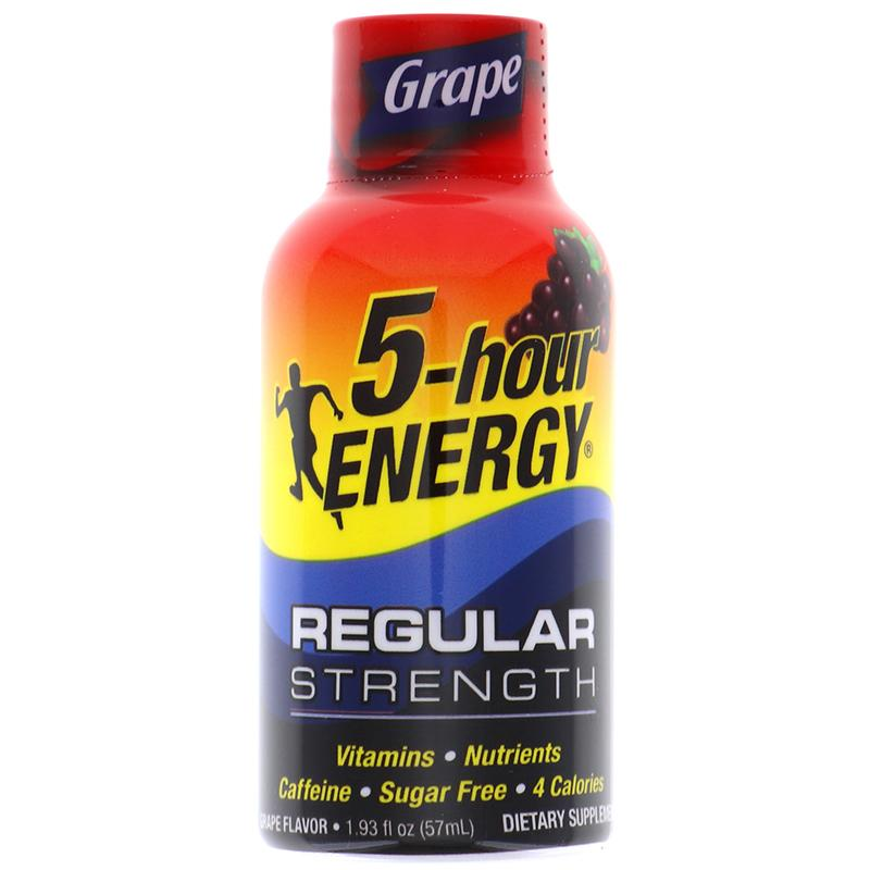 5 Hour Energy Grape 1.93 Oz