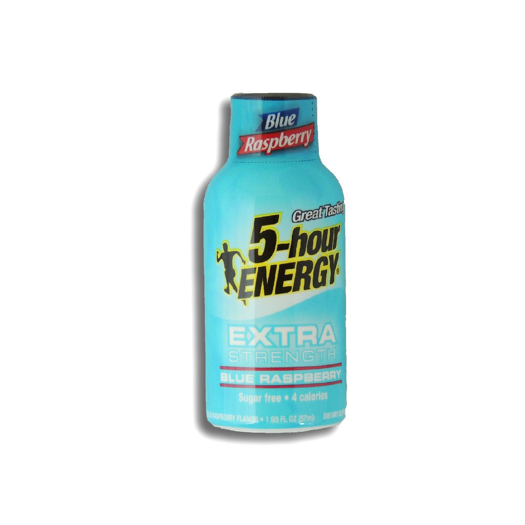 5 Hour Energy Extra Strength - Blue Raspberry 1.93 Oz