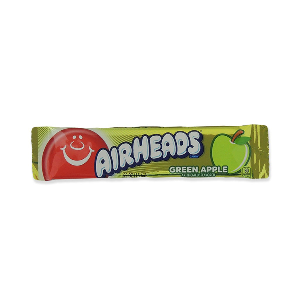 Airheads Changemaker Green Apple 0.55 Oz