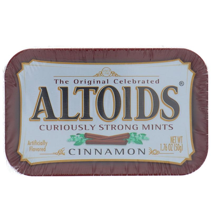 Altoids Cinnamon - Tin 1.76oz
