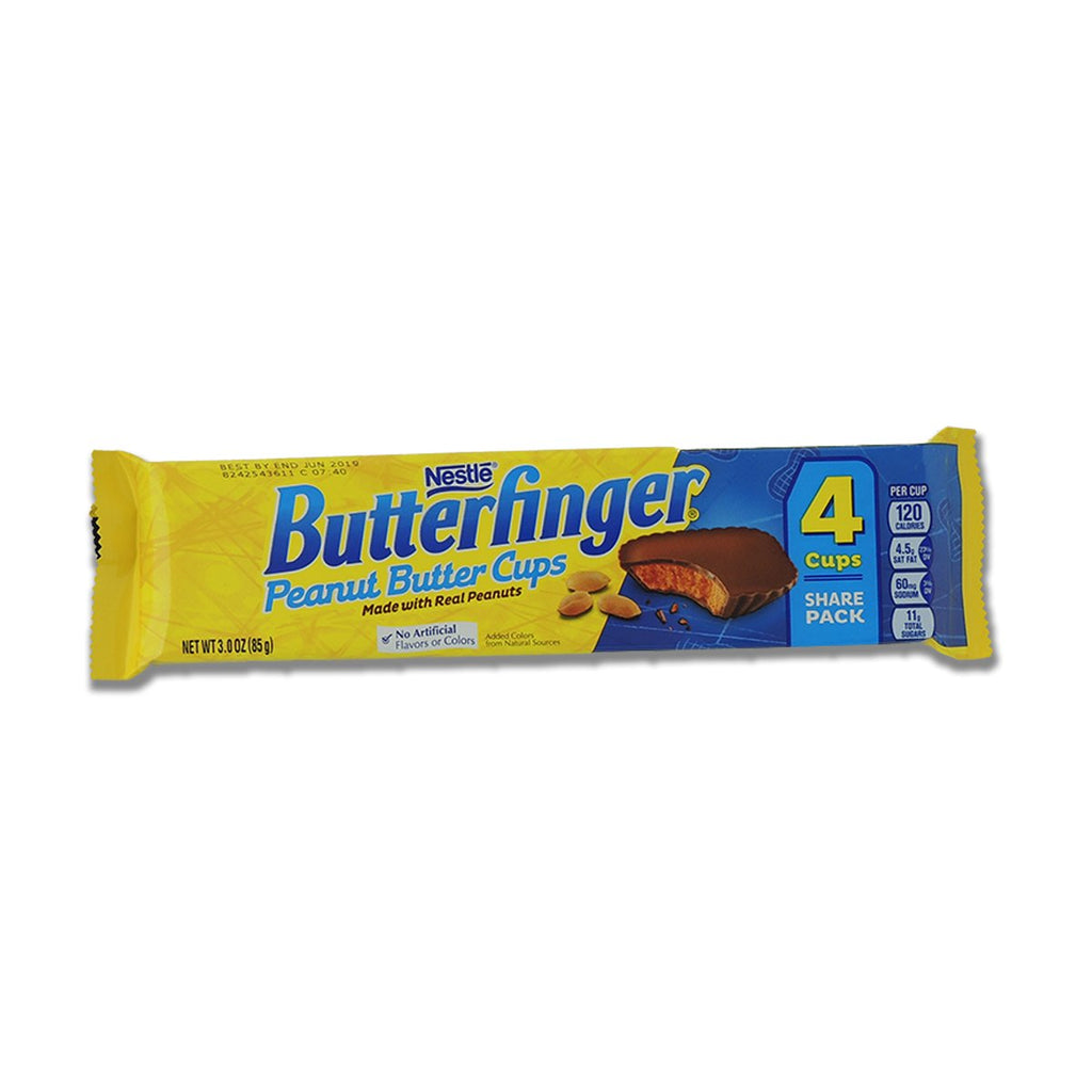 Butterfinger King Size Peanut Butter Cups 3.0 Oz