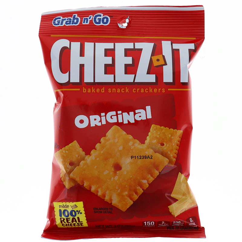 Cheez It, Original Cookie