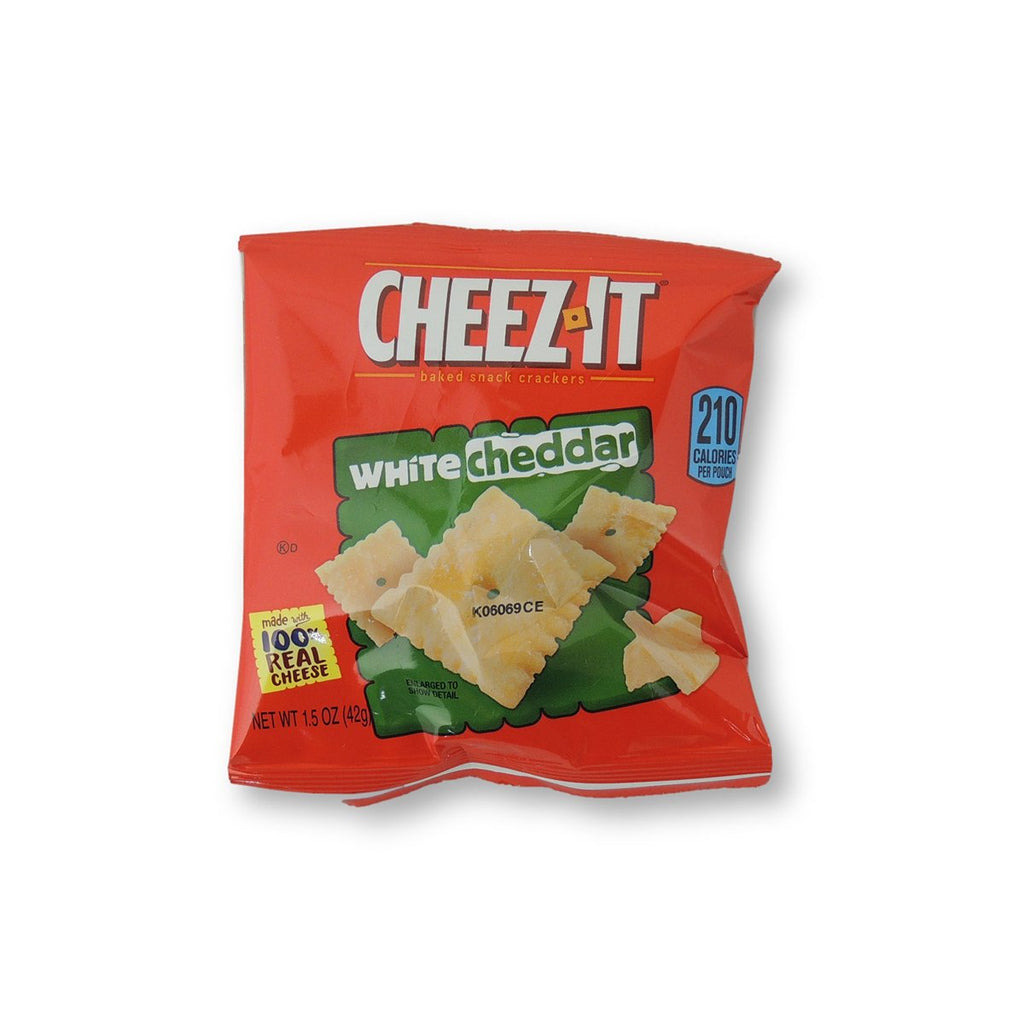 Cheez-It White Cheddar Crackers 1.5oz
