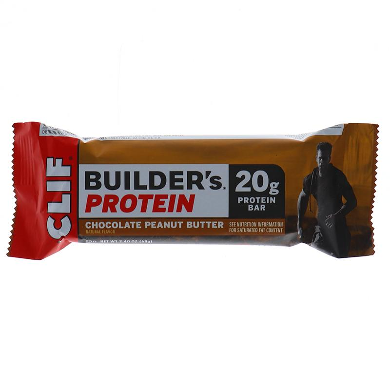 Clif Builder's Protien Bar Chocolate Peanut Butter