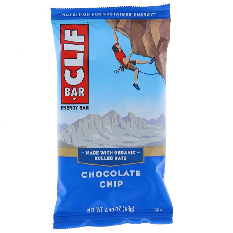 Clif Energy Bar Chocolate Chip