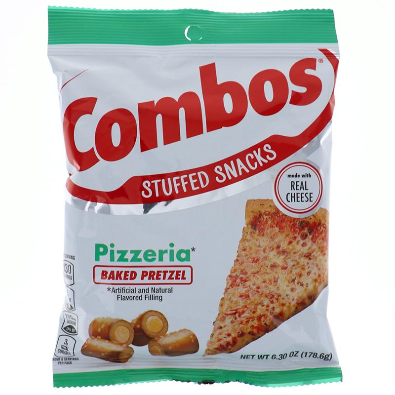 Combos Pizzeria Pretzel - Bag 6.3oz