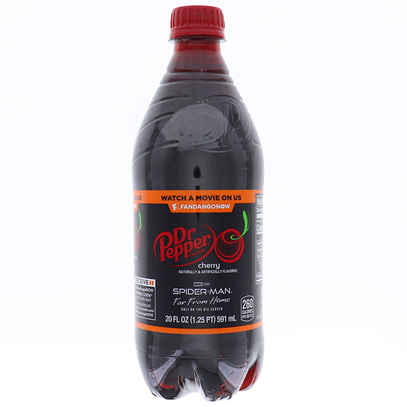 Dr Pepper Cherry 20 Oz