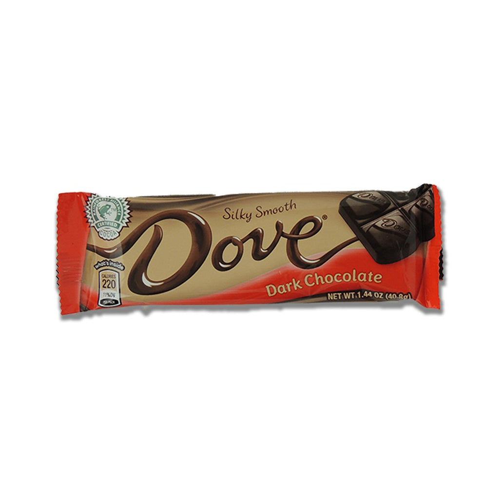 Dove Dark Chocolate 1.44 Oz