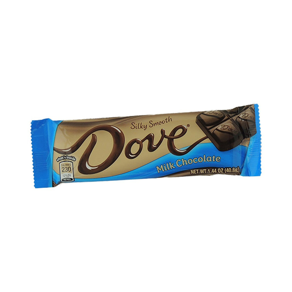 Dove Milk Chocolate 1.44 Oz