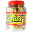 Jelly Snack Candy Jar Assorted 100 Pcs