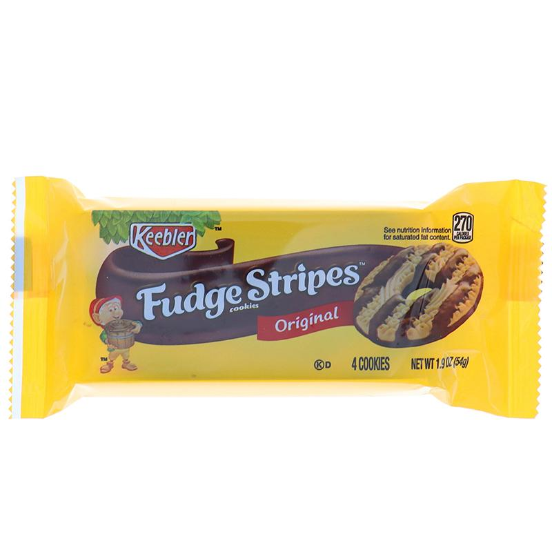 Keebler Fudge Stripes Original, Cookie