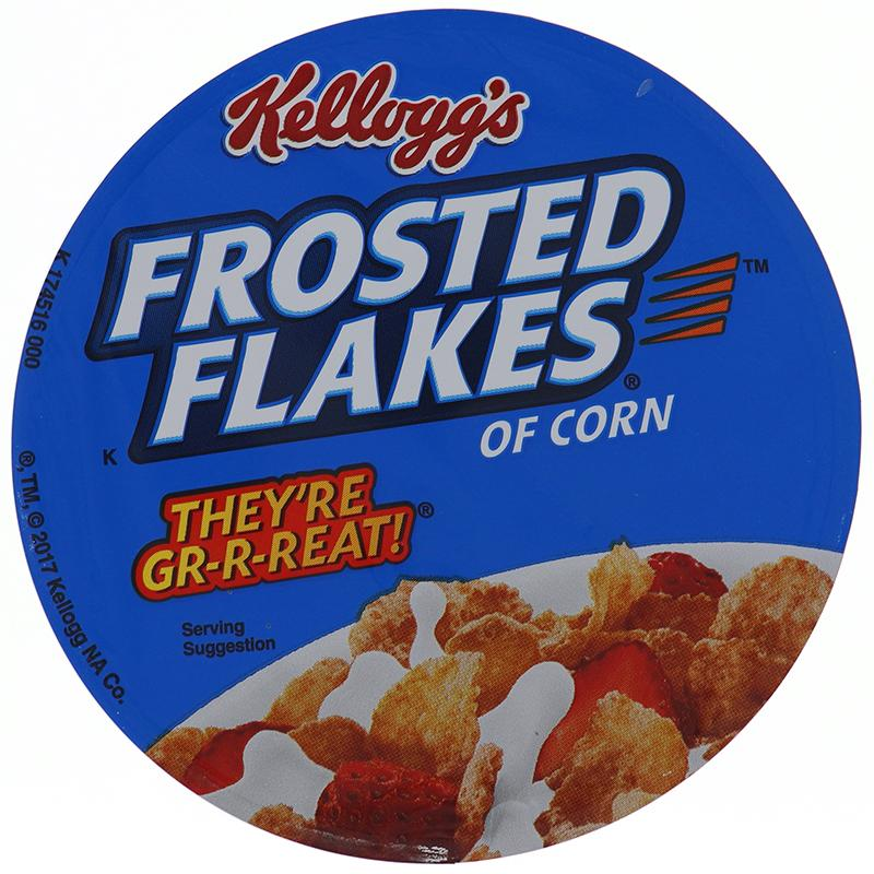 Kelloggs Cereal In Cup Frosted Flakes 2.1oz