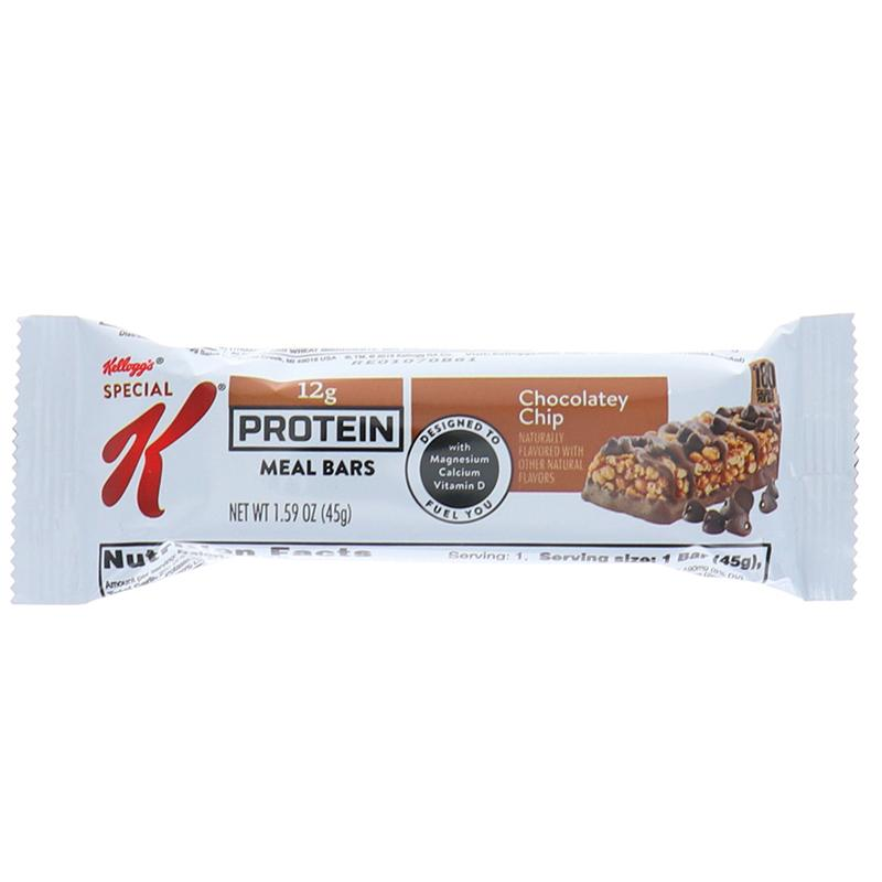 Kelloggs Special Protien Meal Bar Chocolatey Chip