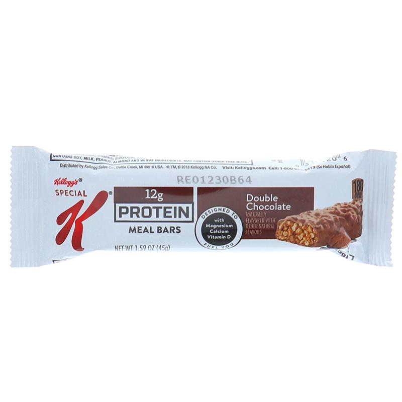 Kelloggs Special Protien Meal Bar Double Chocolate