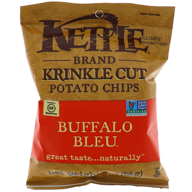 Kettle Brand Buffalo Bleu Chips 2oz