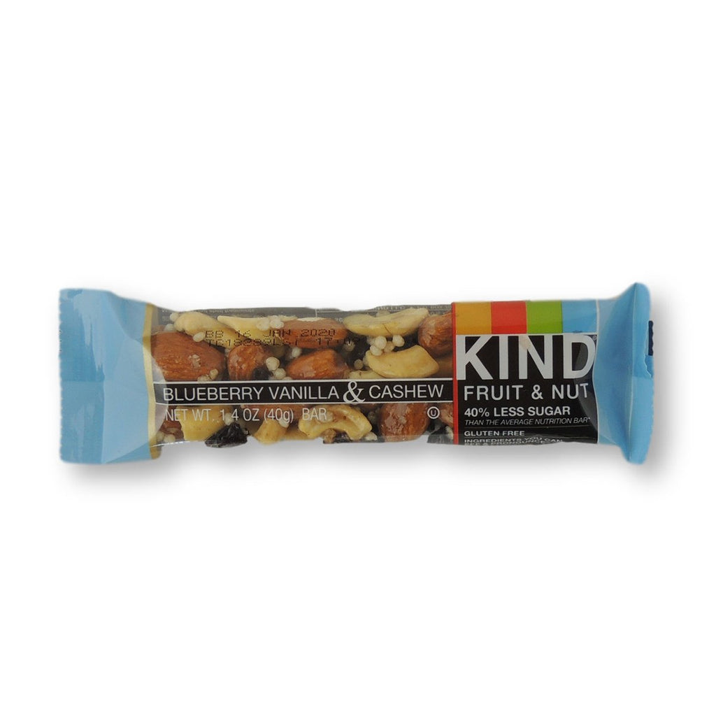 Kind Fruit & Nut Blueberry Vanilla & Cashew 1.4 Oz